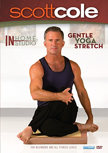 Scott Cole In Home/In Studio: Gentle Yoga Stretch for Beginners and Seniors