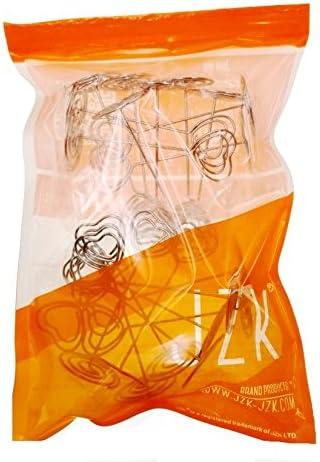 JZK 20 x Silber Metal Herz Fotohalter Memohalter Foto Memo Bilder Clip Name Platz Karten Halter Tisch Dekoration f/ür Bb/üro Wohnung Hochzeit Geburtstag Babyparty Kinder Party