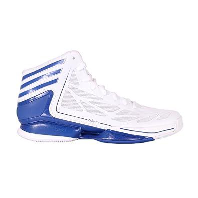 DL1 adidas Adizero Crazy Light Herren Basketball Schuhe Weiß
