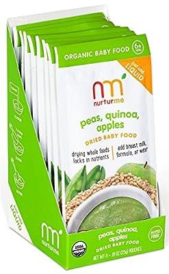 NurturMe NurturMeals Organic Dry Meal Pouches, 2 Count