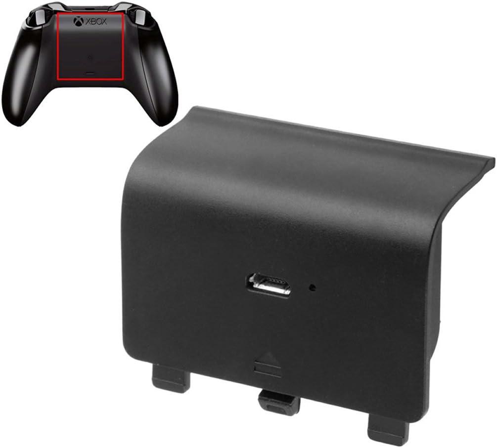 Bateria de Repuesto 600mAh para Mando Control Remote Controlador Xbox One + Cable USB: Amazon.es: Electrónica