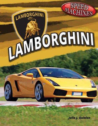 Download Lamborghini (Speed Machines (Powerkids)) ebook