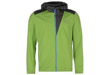 Spyder Alpine Lightweight Hombre Chaqueta Verde Gris Todos ...