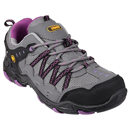 Grau Walking Mens Violett Leather Schwarz Cooper Up Hiking Trainer Lace Cotswold Brown wzqXfxZOX