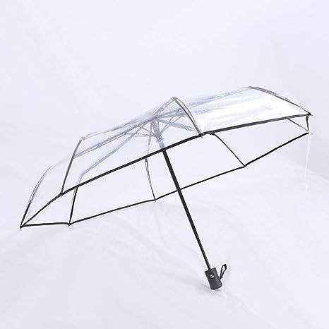 Paraguas plegable Paraguas Paraguas Paraguas de la Moda ...