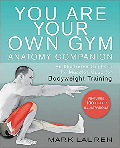 You Are Your Own Gym Anatomy Companion: An Illustrated Guide