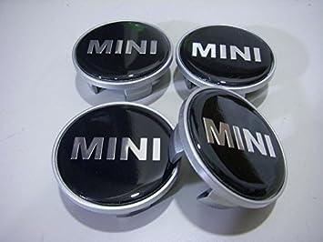 Tapacubos original de MINI (1 unidad, se compran de forma independiente).: Amazon.es: Coche y moto