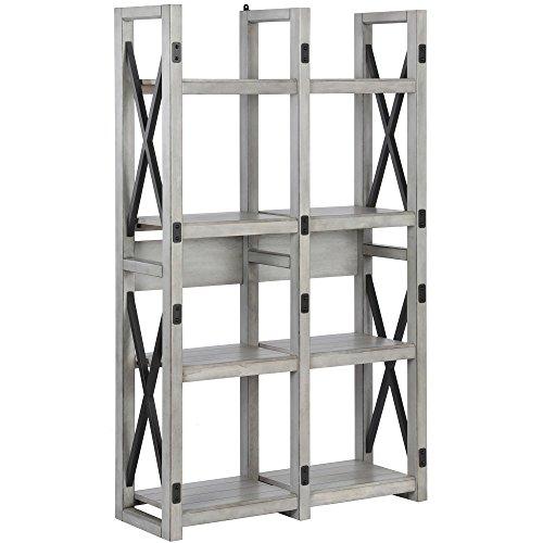 Ameriwood Bookcase Metal - Ameriwood Home 9631296COM Wildwood Bookcase Room Divider