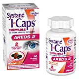 Systane ICaps  Eye Vitamin & Mineral Supplement, AREDS 2 Formula, 60 Chewable Tablets