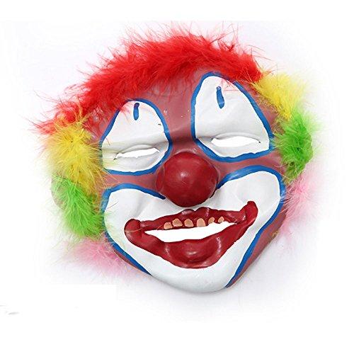 Fashion Halloween Gifts Latex Clown Mask -