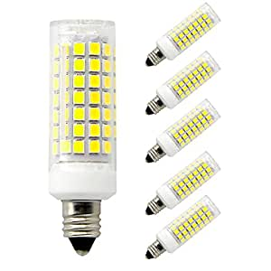 Dimmable Led E11 Bulbs Replace 75w 100w Halogen Bulb
