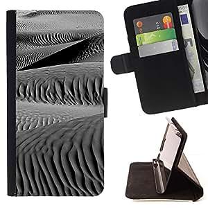 Momo Phone Case / Flip Funda de Cuero Case Cover - Naturaleza Hermosa Forrest Verde 177 - HTC One M9