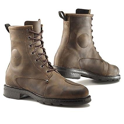 TCX X-Blend waterproof boots brown