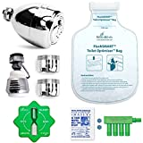 PF WaterWorks HydroSAVER Complete Indoor Water Conservation Kit - 1.5 GPM, PF0544