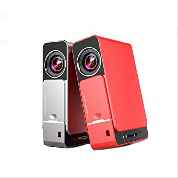 1280x720p Proyector portátil Mini Proyector HD, Android 7.1 HDMI ...