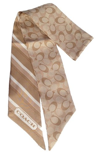 COACH Chelsea Ponytail Scarf