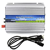 iMeshbean 300W Solar Grid Tie Inverter, MPPT Pure Sine Wave Inverter DC 22-50V to AC 110V Stackable