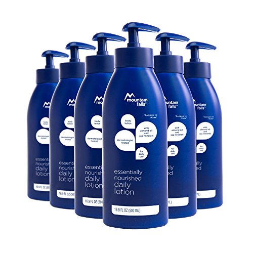 Oil Free Unscented Body Lotion - 9