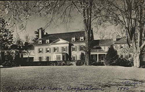 New York State Historical Association - East Side of Museum Cooperstown Original Vintage Postcard ()