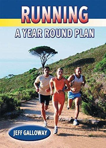 Running Year Round Jeff Galloway product image