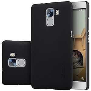 Huawei Honor Play 5X / Enjoy 5 case, KuGi ® High quality ultra-thin PC Hard Case Cover for Huawei Honor Play 5X / Enjoy 5 smartphone (Black)