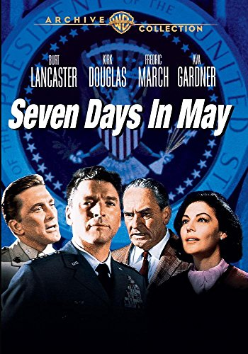 Seven Days in May (1964) by Warner Archive Collection