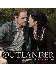 Outlander Calendar 2022: 2021-2022 Calendar planner - 18 months - movie tv series films Gifts boys girls kids and all Fans