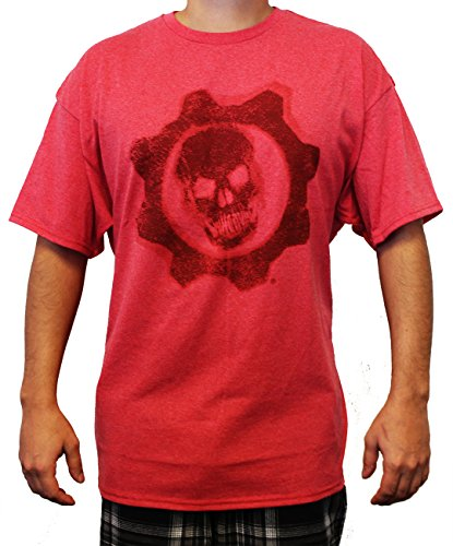 gears of war t shirt - 4