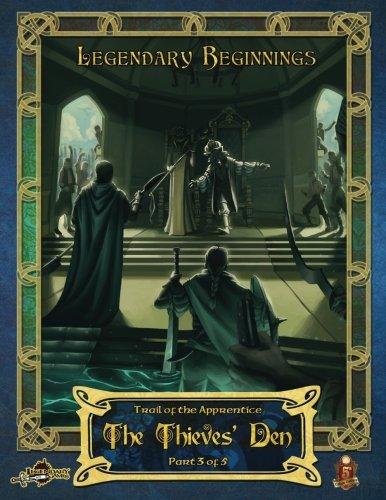 The Thieves' Den (5E) (Trail of the Apprentice (5E)) (Volume 3)