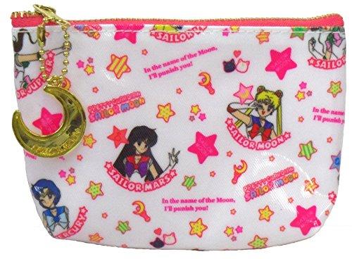 Bandai Sailor Moon pocket tissue pouch sailor warrior