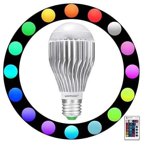 E27 Rgb Led Light in US - 4