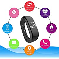 Fitness Tracker Fish Wristbands Pedometer Review