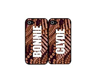 Bonnie and Clyde healing - Set of 2 Plastic orange Phone bleeding Case delicacy Back Cover (iPhone iphone 6 4.7 )