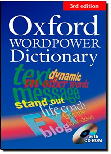 oxford wordpower dictionary  Oxford Wordpower Dictionary for Learners of English: Turnbull Jo ...