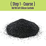 Wirejewelry 4 Step Rock Tumbler Abrasive Grit and