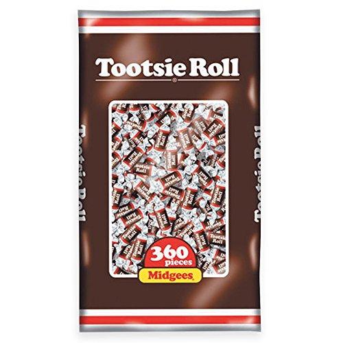 Tootsie Rolls/360-Bg