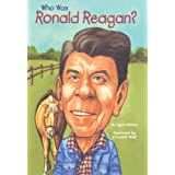 Who Was Ronald Reagan? (Turtleback School & Library Binding Edition)
