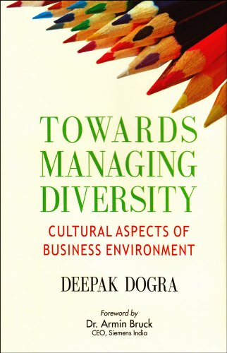 Towards Managing Diversity: Cultural Aspects of Business Environment