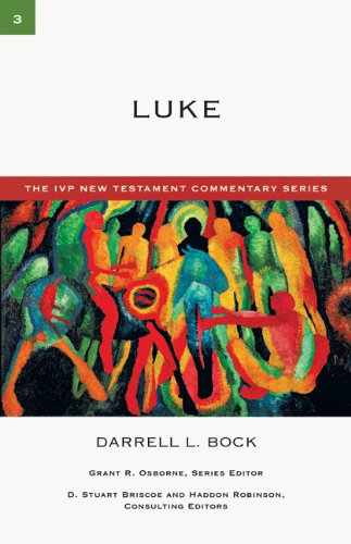 Luke (IVP New Testament Commentary)