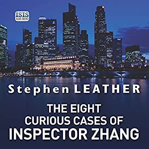 The Eight Curious Cases of Inspector Zhang Audiobook