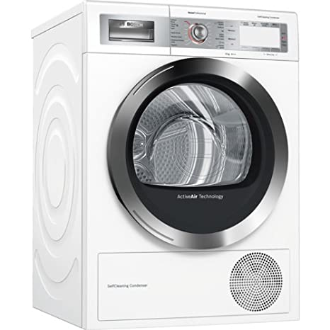 Bosch WTY88809ES Independiente Carga frontal 9kg A+++ Blanco ...
