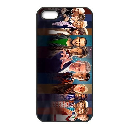 Doctor Who 007 iPhone 5 5S Handyfall hülle schwarz Handy Fallabdeckung EOKXLLNCD23274