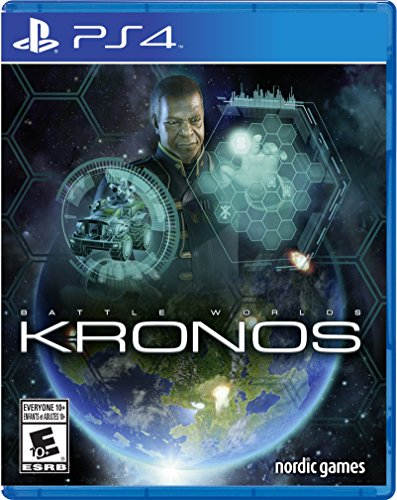 Battle Worlds: Kronos - PlayStation - Store Destiny Hours Usa