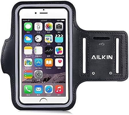 24491b1cf7 スポーツアームバンド Ailkin アームバンドケース Sports Armband スマホ携帯ケース ランニング/ジョギング/