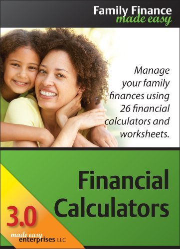 Financial Calculators 3.0 [Download] by Made Easy Enterprises LLC