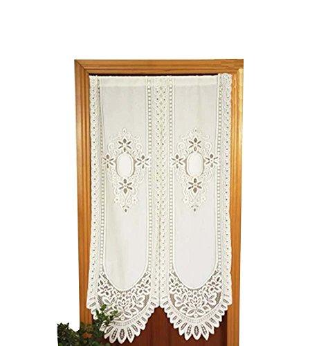 lace door curtain - 6