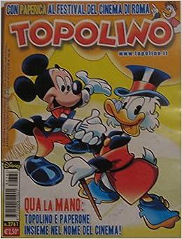 Topolino n°2761 del 28 ottobre 2008