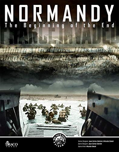 Normandy: The Beginning of The End B07L5XSMLP