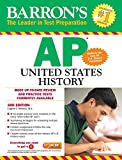 img - for Barron's AP United States History, 3rd Edition book / textbook / text book