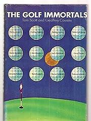 The golf immortals af Tom Scott